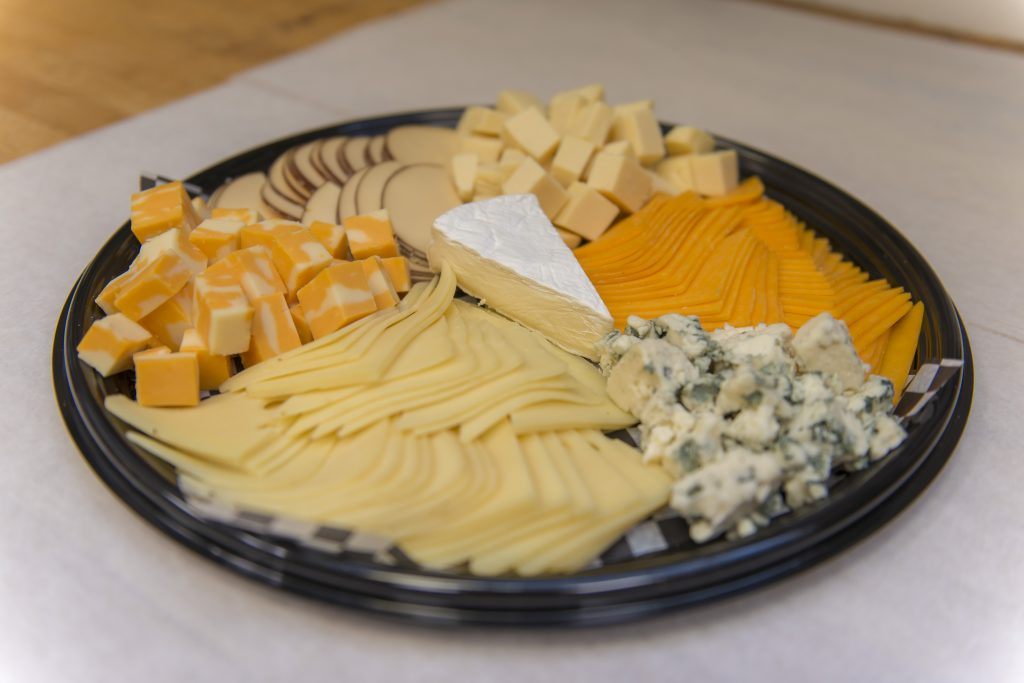 Cheese Tray - Cedarbrook Bakery