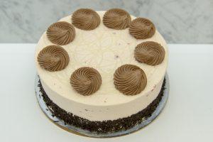 Baking Cake - Cedarbrook Bakery